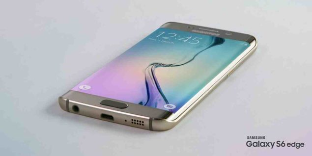 S6 Edge water resistance