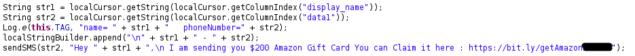 Gazon Code