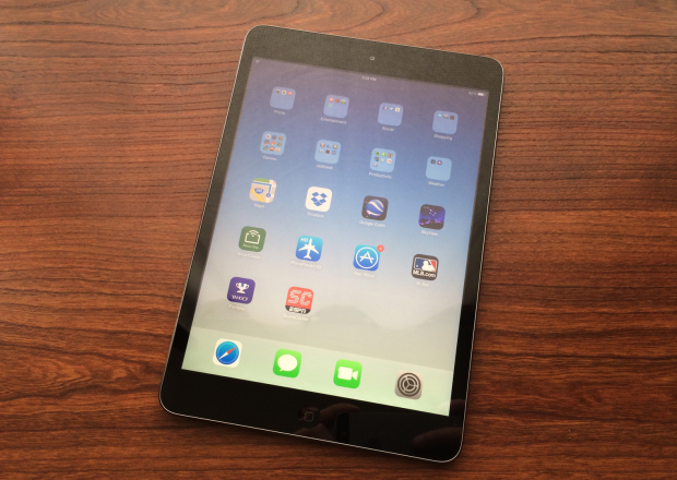 iPad mini 4 leaked