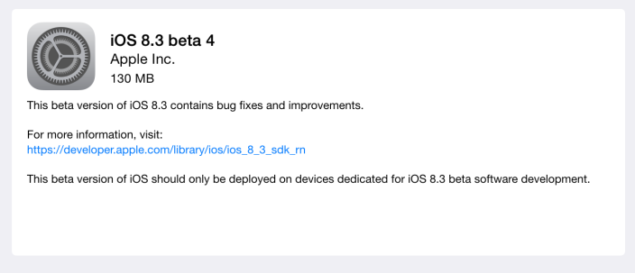 iOS 8 [Arquivo] - Fórum do Portugal-Tech | Tecnologia para todos!
