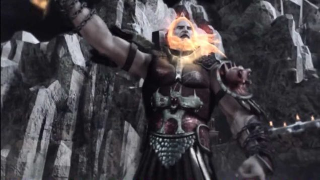 Ares, God of War