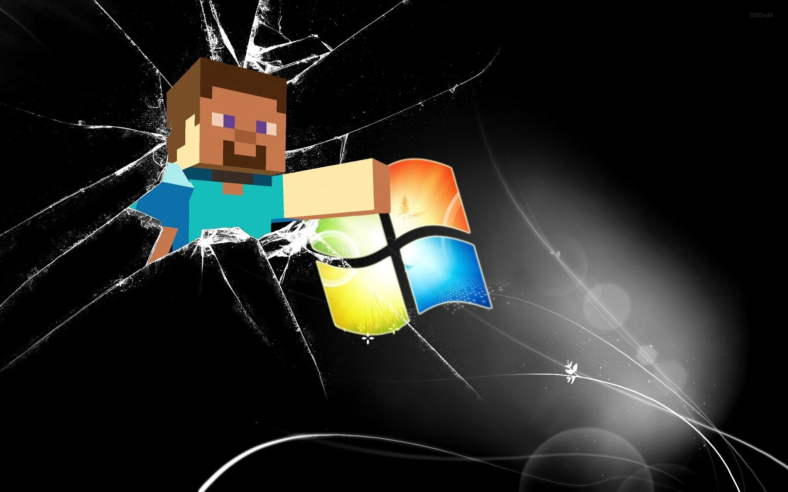 Image Result For Cracked Minecraft