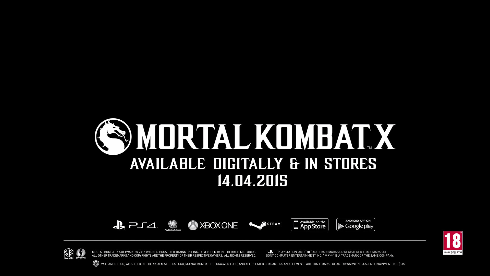 Mortal Kombat X Delayed For Xbox 360 Ps3 Until Summer