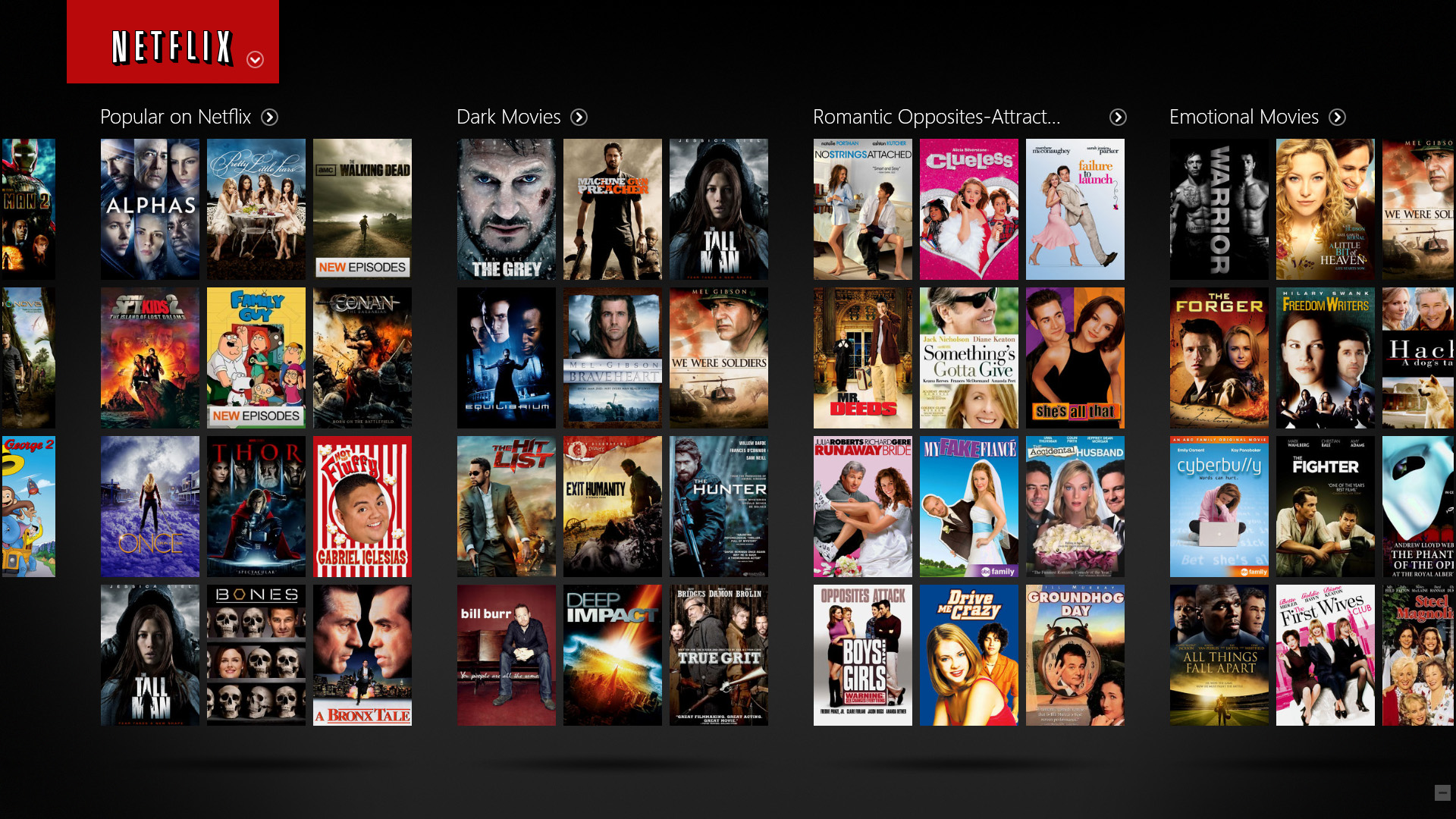 This Chrome Extension For Netflix Unleashes Hidden Categories