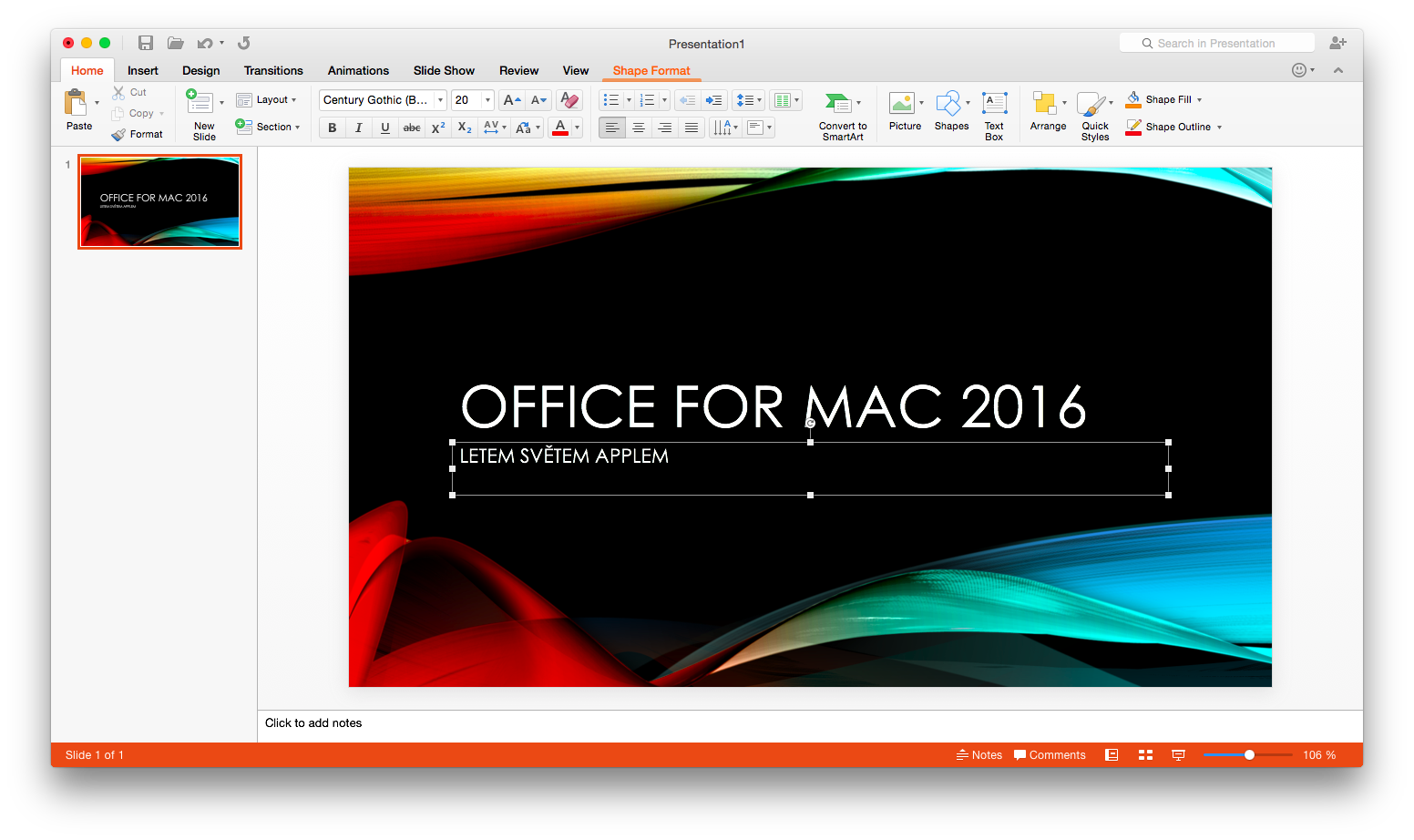 Mac For Ppt
