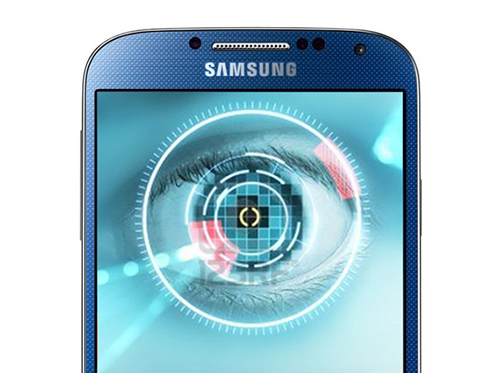Samsung to feature iris scanners on its smartphones soon