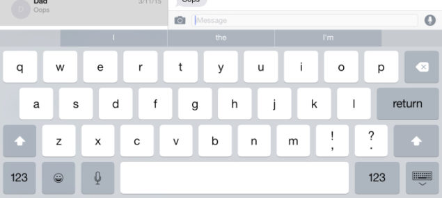 top 5 iOS 8 tweaks for iPad