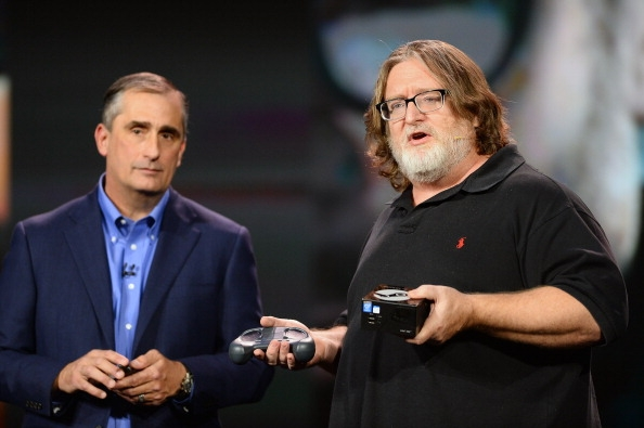 Gabe Newell GDC