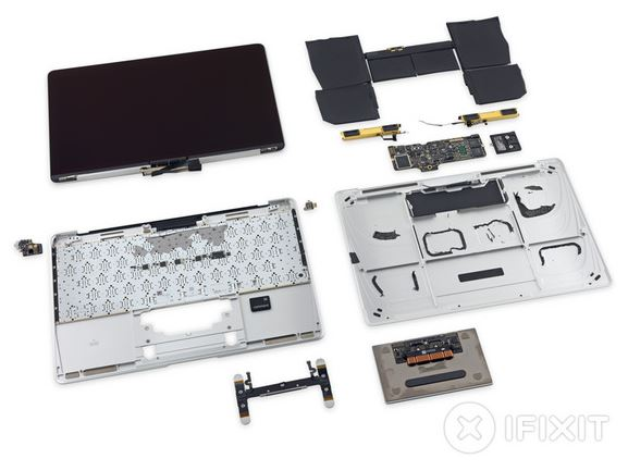 2015 macbook teardown