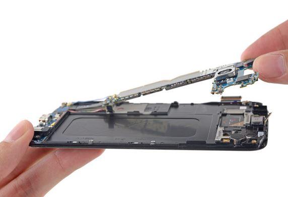 Galaxy S6 teardown