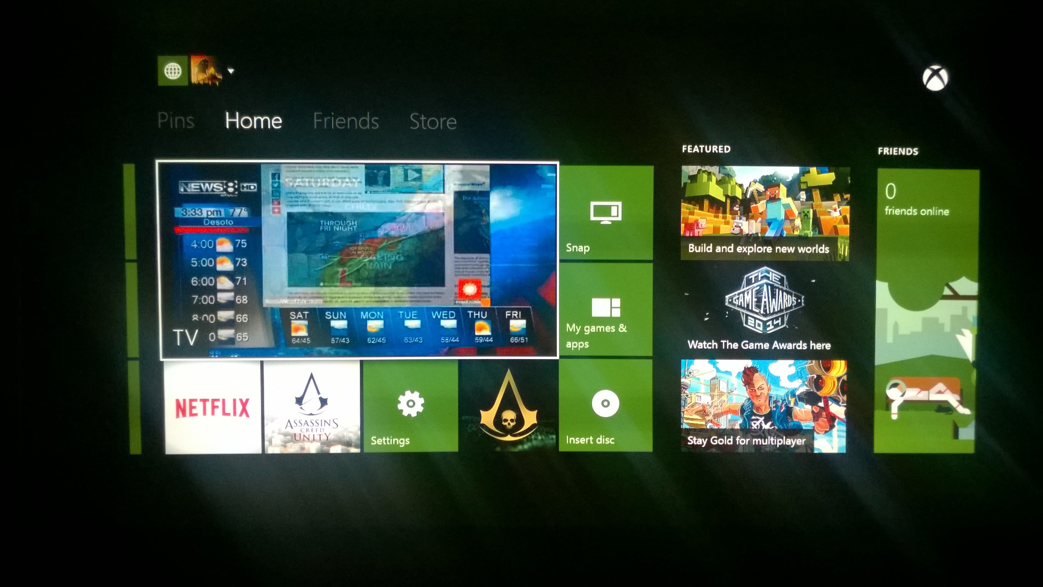 Future Xbox One Update With Official Over The Air Tv Capabilities