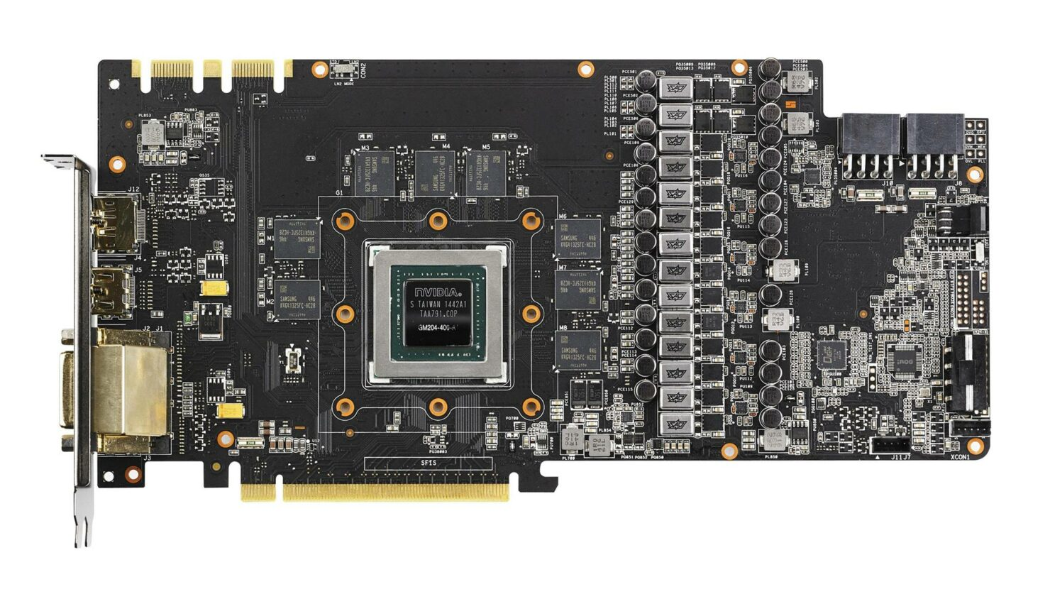 asus-geforce-gtx-980-20th-anniversary-gold-edition_pcb
