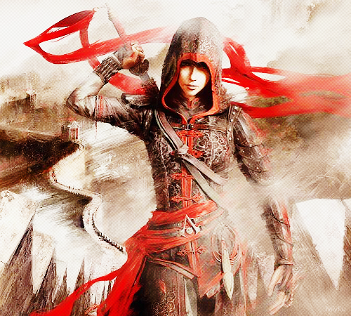 Assassin S Creed Chronicles China Launch Trailer