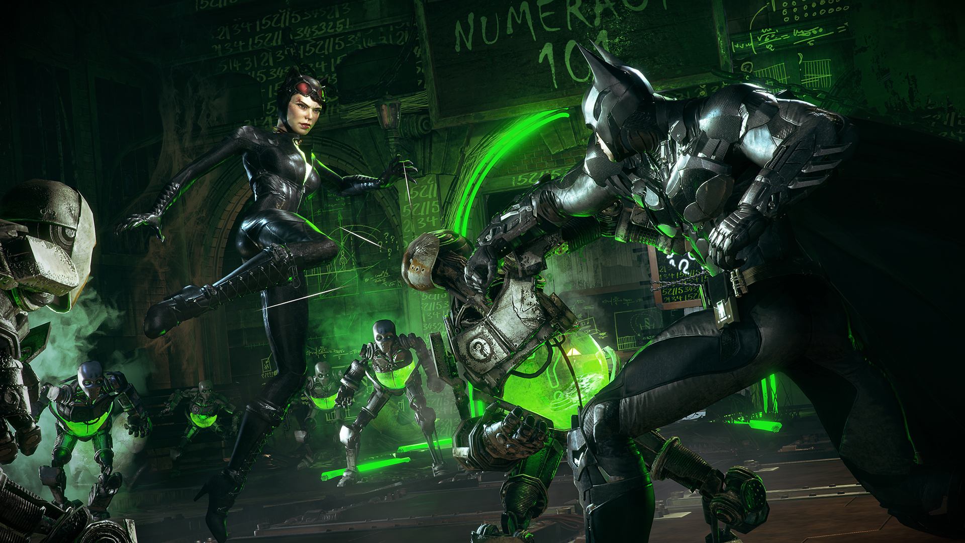 Batman Arkham Knight - How to Remove the Framerate Limit