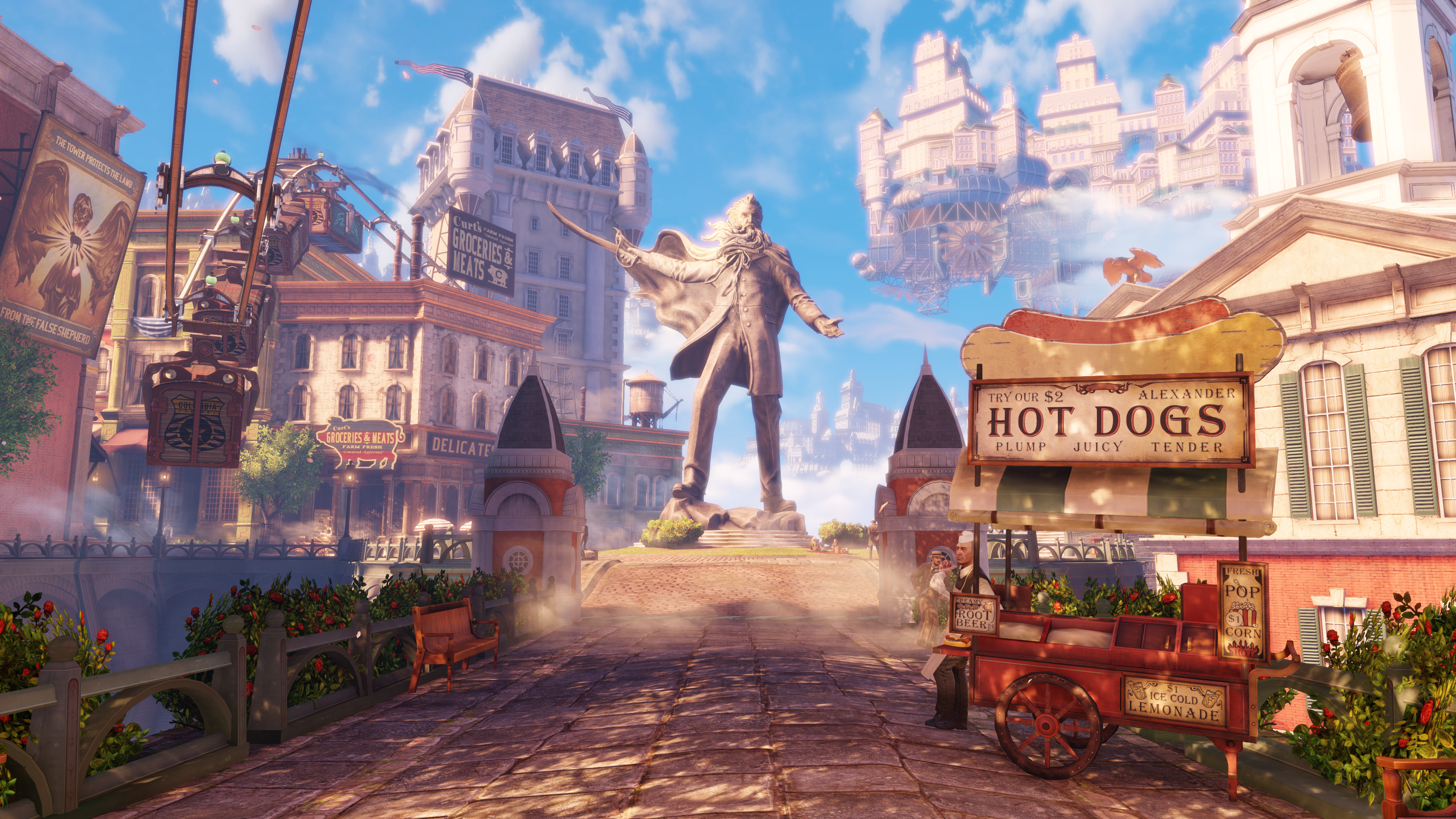BioShock Infinite 4K PC Screenshots On The Nvidia GTX 770