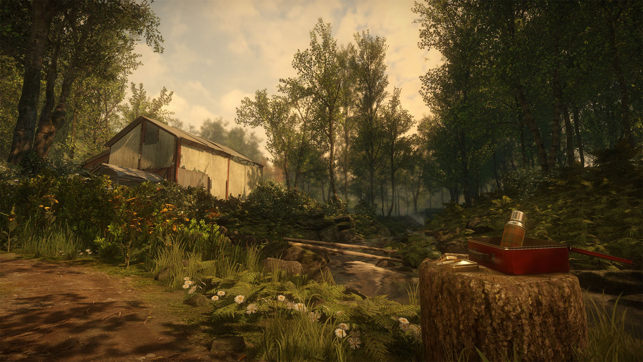 Everybody S Gone To The Rapture Launch Trailer Looks
