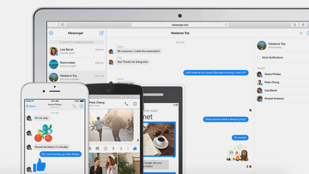 Facebook Messenger Is Coming For Desktop And Laptop Machines