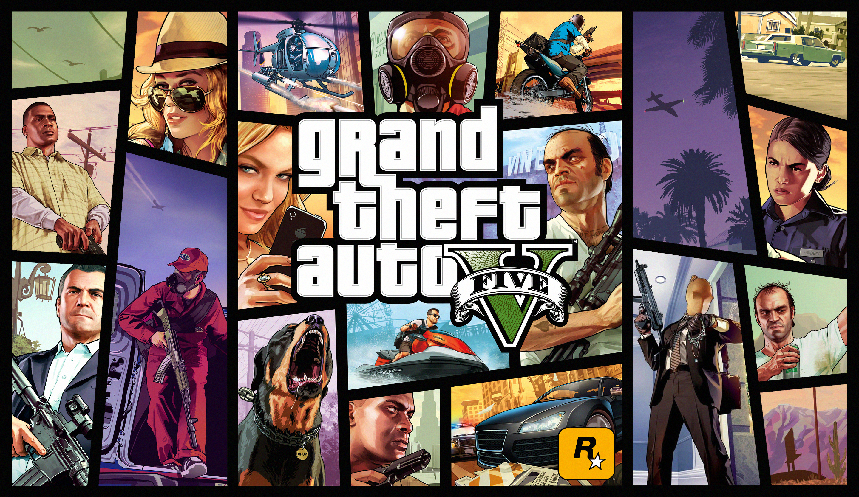 GTA V PC: Graphics Settings Comparison Video Details All