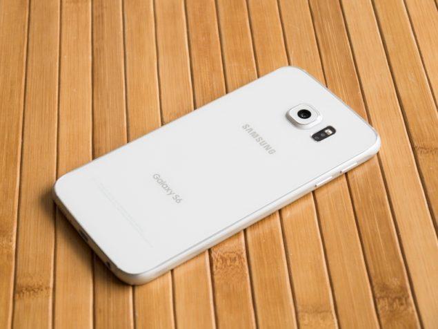 Galaxy S6 bend test