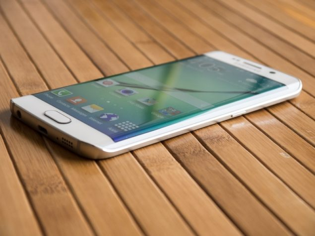 galaxy s6 edge tips Android 5.0.2 Galaxy S6 edge
