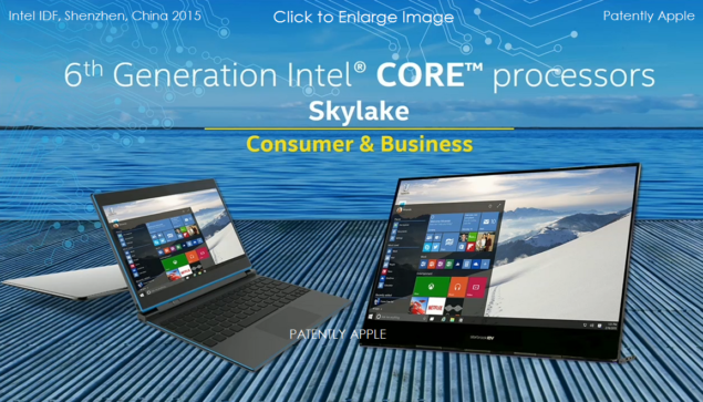Intel 6th Generation Skylake Processors