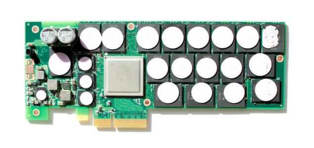 Intel SSD 750 Series PCB