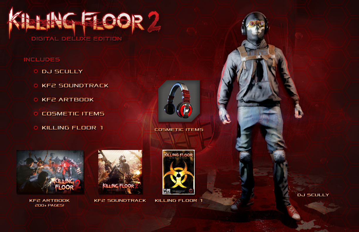 Killing Floor 2 Now Available Via Steam Early Access