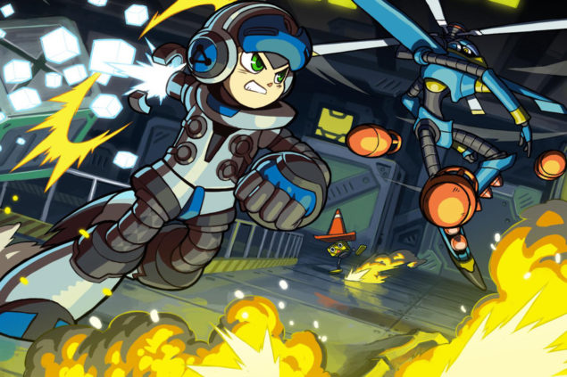 Mighty No. 9