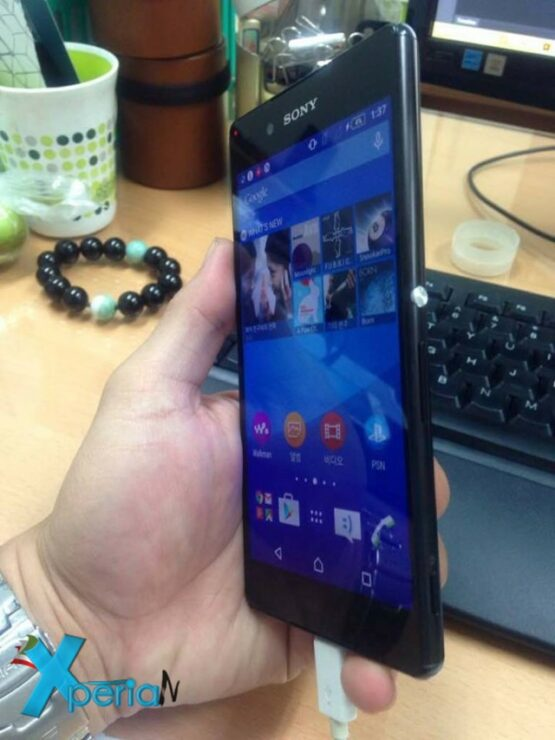 xperia z4 launch date