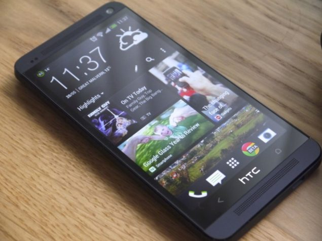 update HTC One M7 to Android 5.1