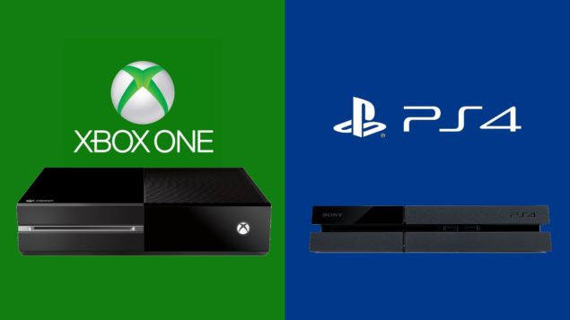 PS4 Xbox One (2)