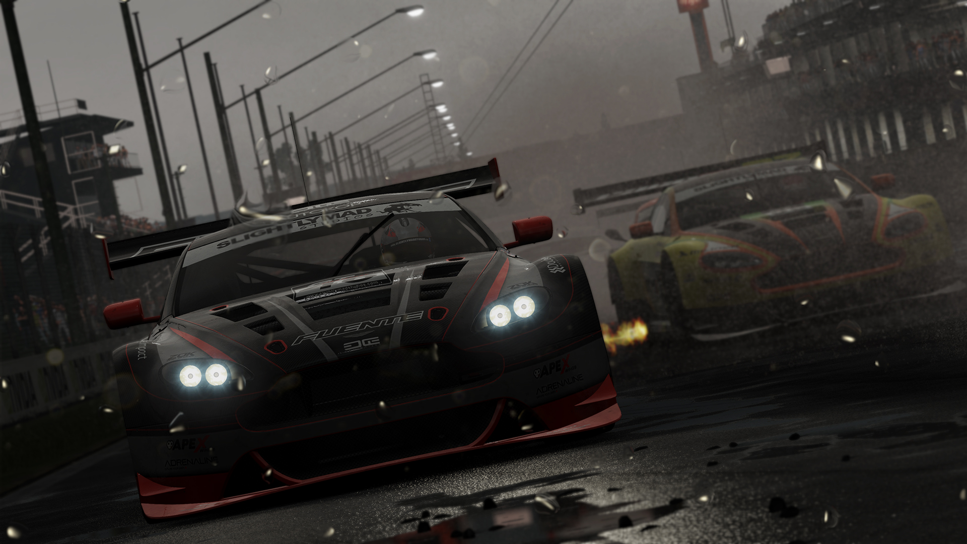Project Cars Video Game Car List