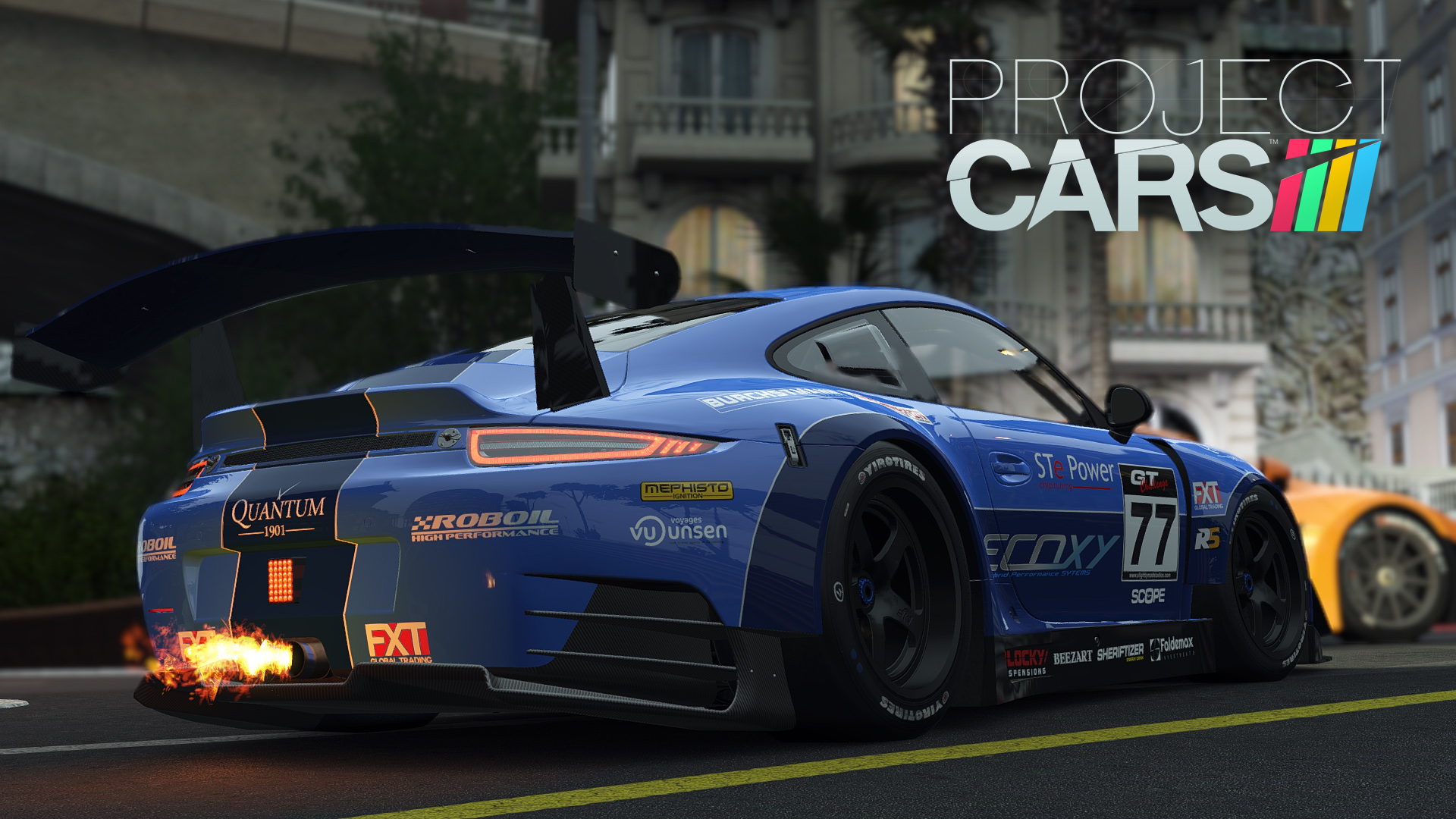 Project CARS Is 1080p On PS4 900p Xbox One And Up To 12K PC