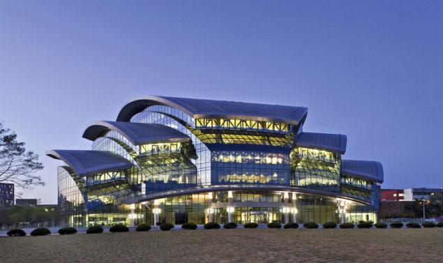 RAICO_Samsung_Bibliothek_Korea