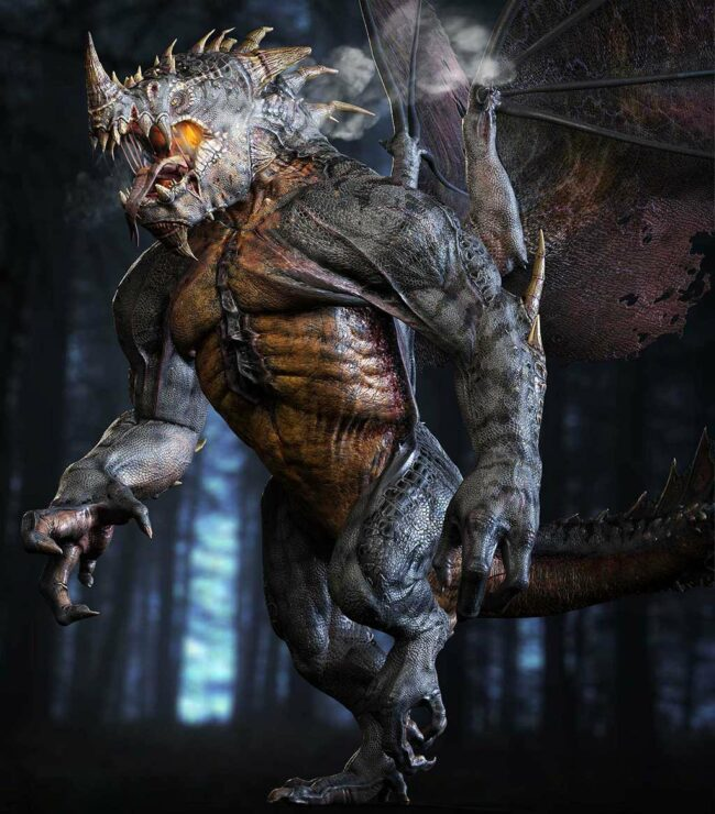 Unreal Engine 4 Ragnosaur Tech Demo Available for Download