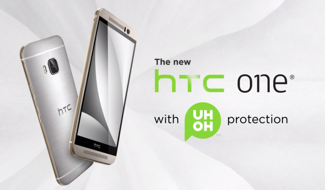 HTC 'UH OH' to be available for One M9 as well