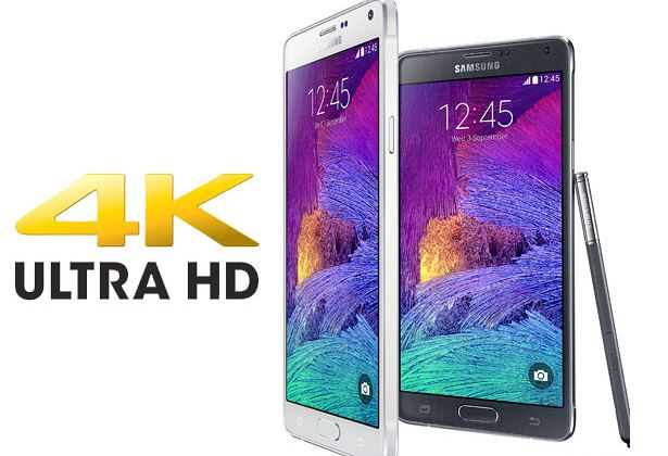 Galaxy Note 5 Could Come With Uhd Resolution; 2160p Of Pure Goodness