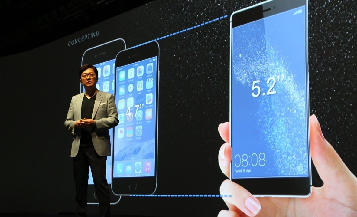Huawei's P8 Packs A Cannon Of A Rear Smartphone Camera Sensor Along With Powerful Hardware Specifications