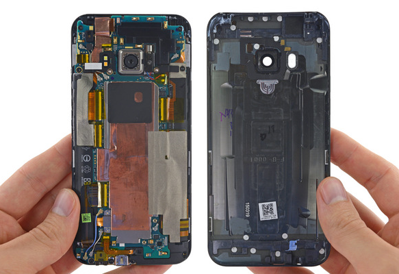 iFixit's Verdict Of HTC One M9: Low Repair Score And QC Issues