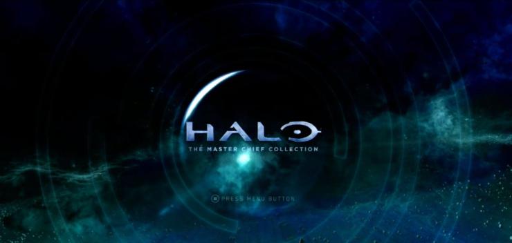 Halo MCC Xbox One X