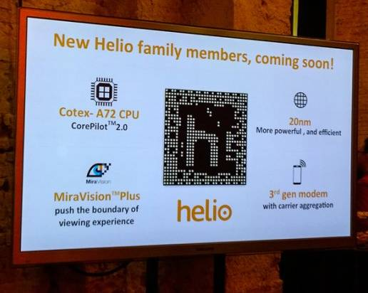 MediaTek's Helio X20 Features A 10-Core Processor That Will Be Able To Get A 70,000+ Score In AnTuTu