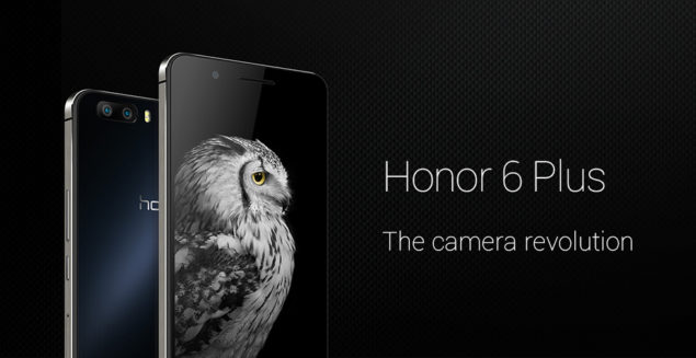 Huawei's Honor 6 Plus To Be Announced In April. Price Tag Of Approx. $403