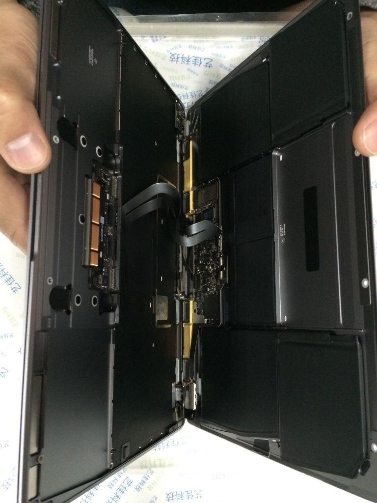 12 inch MacBook teardown