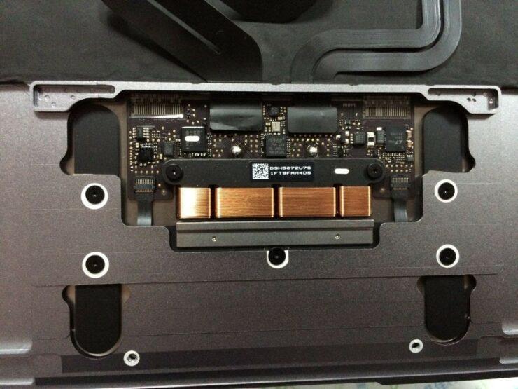 2015 MacBook teardown