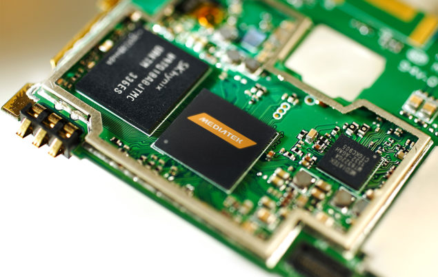 MediaTek's SoCs For 'Internet Of Things' And Wearables Handed Out To Developers