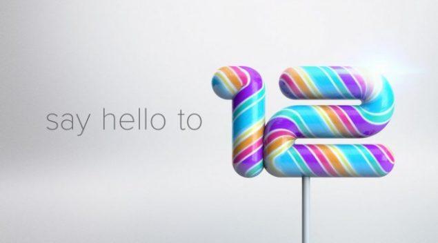 cyanogen 12 OS