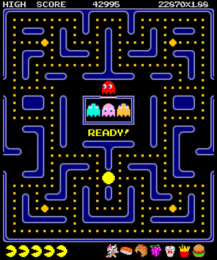 Google Brings Back Old Memories With Pac-Man in Google Maps