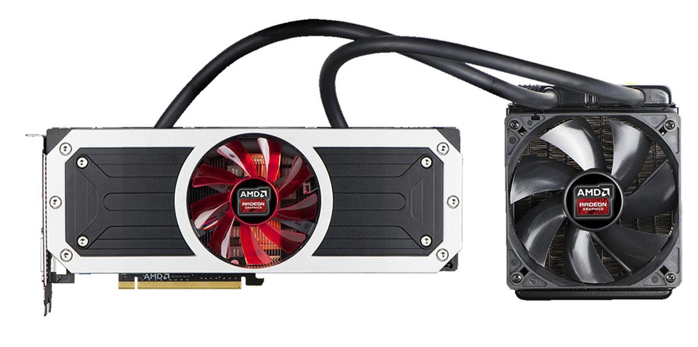 AMD Radeon R9 395X2
