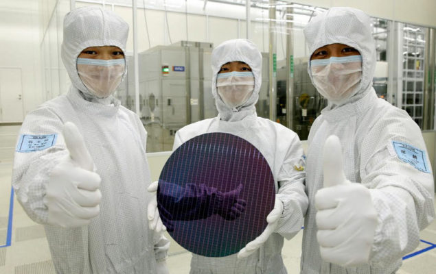 GlobalFoundries Announces 14 nm Chips Thanks To Samsung's Partnership