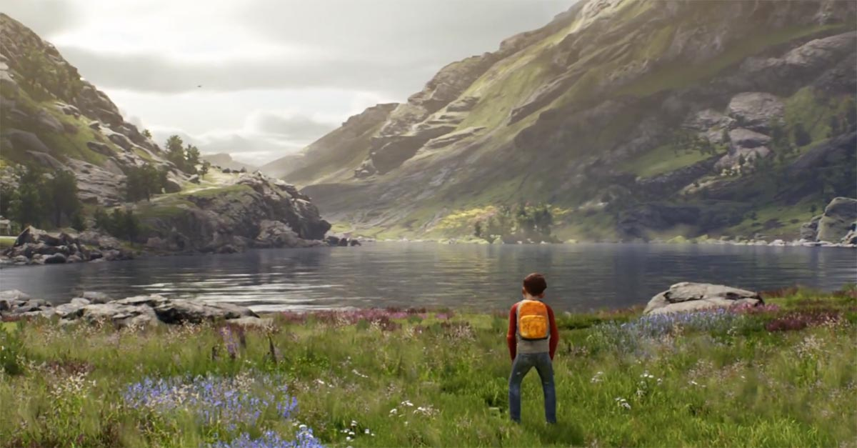 Unreal Engine 4 - A Boy and his Kite Demo Assets Available for Download